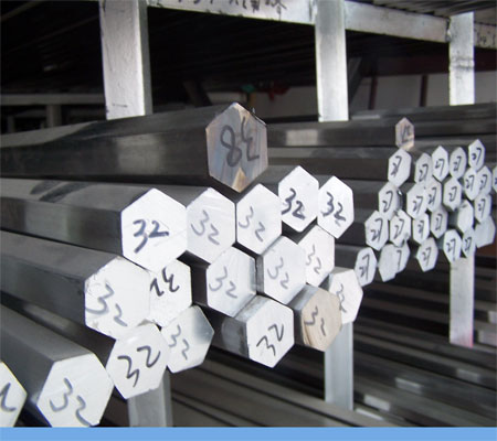 Hexagonal Aluminum Bar